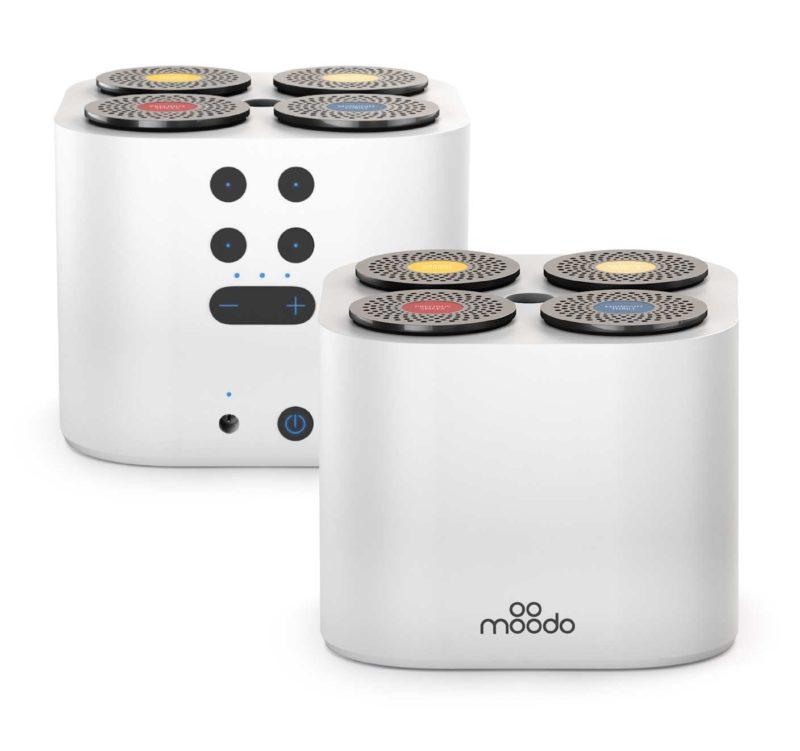 moodo devices White