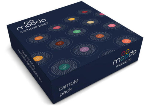 moodo sample scents box